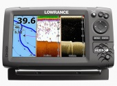 Эхолот-навигатор Lowrance HOOK-7 Mid/High/DownScan